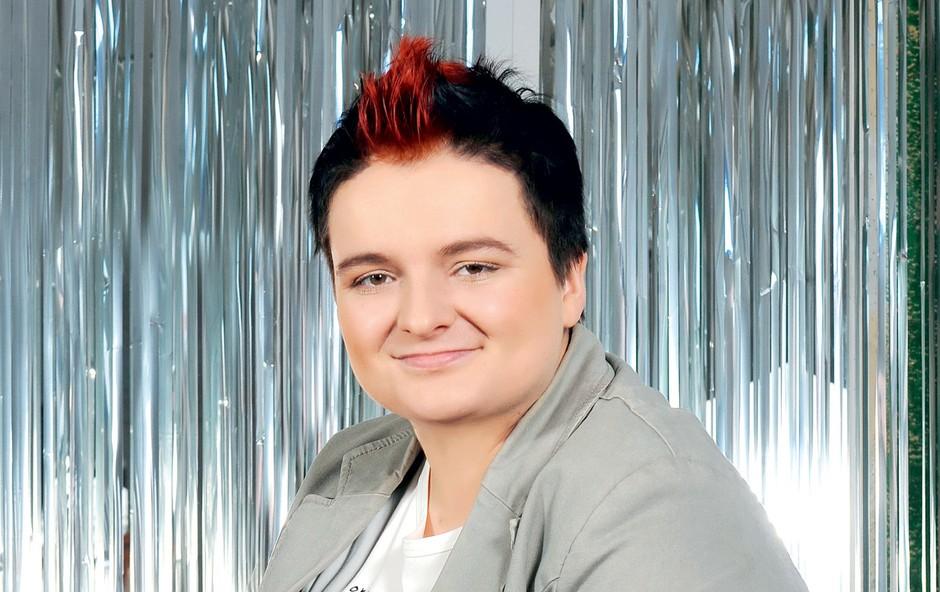 """""""V partnerskem odnosu si z osebo, ne s spolom."""" (foto: Natalija Jelušič Babič)"""