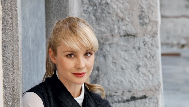 Iva Krajnc (foto: Helena Kermelj)