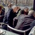 Zoran Predin ujet na kavi
