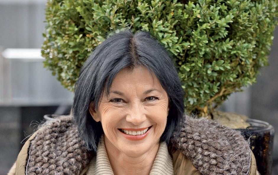 Azra Širovnik (foto: revija Nova)