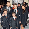 Beckhamovi kupili hišo preminulega Versaceja