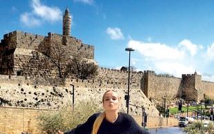 Nika Kljun: Izrael jo je začaral