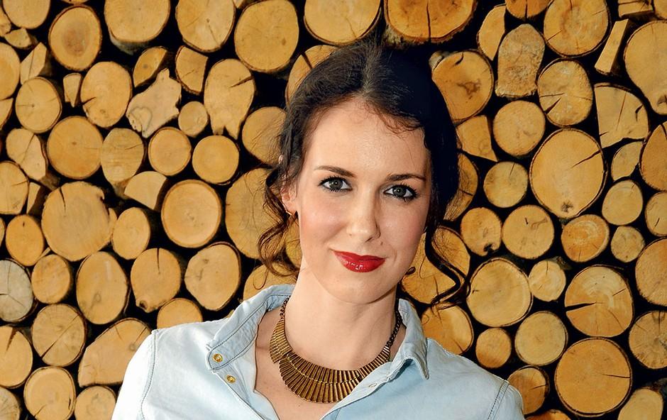 Lili Žagar (foto: Sašo Radej)