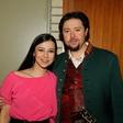 Gal in Severa Gjurin vabita na koncert v Koper