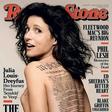 Julia Louis-Dreyfus gola na naslovnici Rolling Stonesa