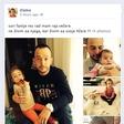 Raper Zlatko je objavil prisrčen video svoje hčerkice
