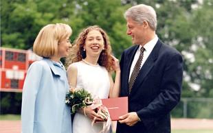 Bill Clinton bo postal dedek