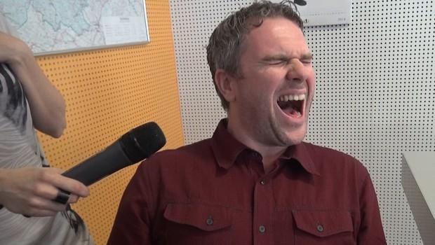 Boleča kazen za radijca Miha Deželaka (foto: Radio 1)