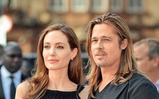 Angelina naj bi sina hotela naščuvati proti Bradu!