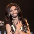 Conchita Wurst, zmagovalka Evrovizije 2014, se predstavi