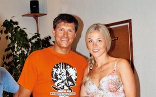 Ivica Kostelić: Poročil se je