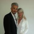 Nana in Gena Zeneli sta se spet poročila!