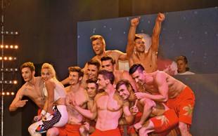 Vročica na finalnem izboru mistra Slovenije 2014