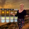 Na Planet TV se je ogasila nova voditeljica Vremena
