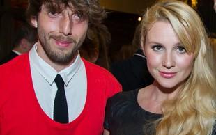 Aljoša Bagola in Iva Krajnc Bagola proslavila tretjo obletnico poroke