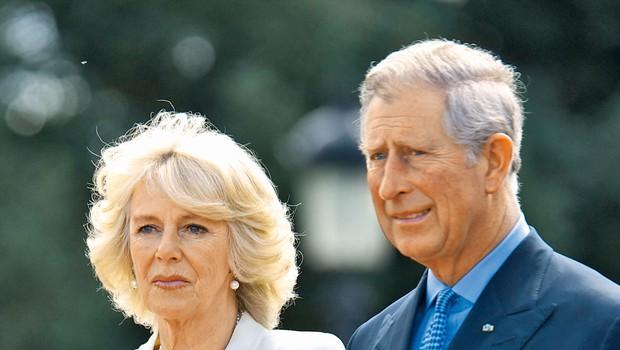 Camilla in Charles (foto: Profimedia)