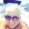 Seksi pevka Alya pokazala fotografije z dopusta