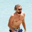 Leonardo DiCaprio v Miamiju presenetil z novo podobo