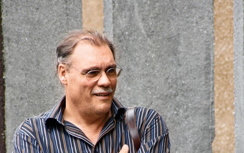 Boris Kobal (foto: Helena Kermelj)