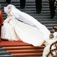 Kdo hrani poročno obleko princese Diane?