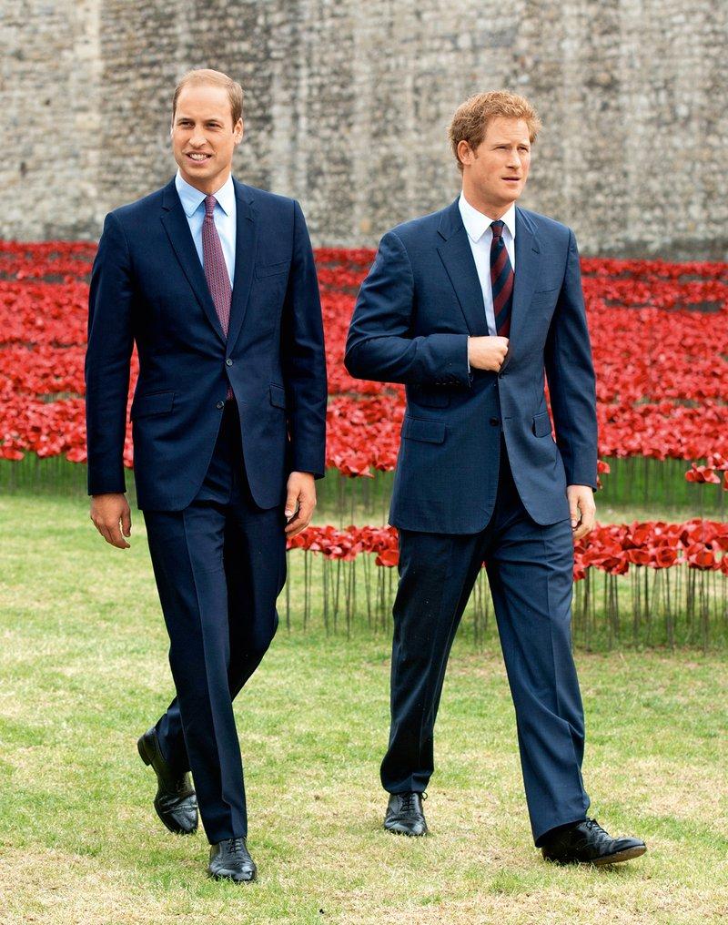 William in Harry