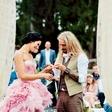 Poročil se je Marijan Novina!