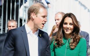 Kate Middleton ne bo odpotovala na Malto
