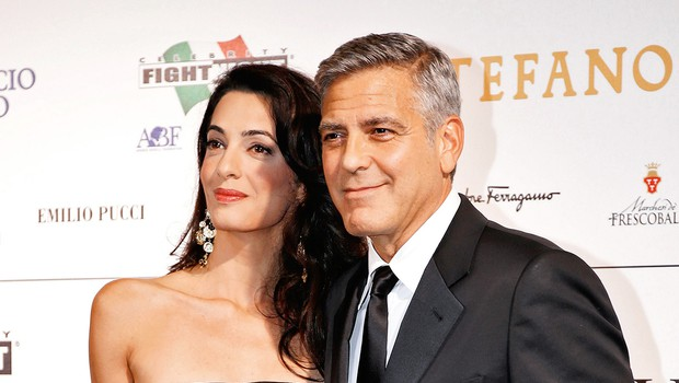 Nove podrobnosti o poroki Georgea Clooneyja (foto: Profimedia)