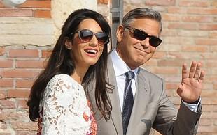 5 stvari, ki jih morate vedeti o poroki Georgea in Amal