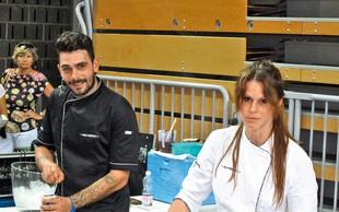 Jani Jugovic in Teja Perjet sta utečeni parček