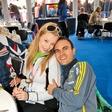 Jernej in Taya Damjan: Skupaj v Italijo