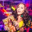 Vroča Anja Jenko proslavila izid 'svojega' Playboya