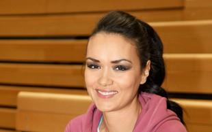 Alenka Košir za svoj uspeh prebedela veliko noči