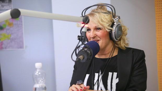 Tako so Alenko Godec za 50. rojstni dan presenetili na Radiu 1 (foto: Radio 1)