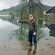 Frenk Nova živi na območju najhujših poplav