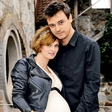 Teja in Boštjan Meglič novorojenki nadela eksotično ime