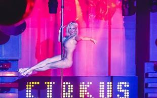 Klub Cirkus zavzele vroče plesalke ob drogu