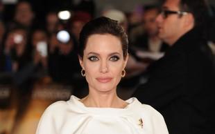 Angelina blestela na londonski premieri filma Neuklonljiv