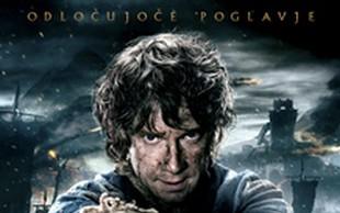 Hobit: Bitka petih vojska - v kinu od 10. decembra!