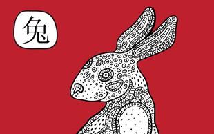 Povezava med Zajcem in znaki zahodnjaškega zodiaka