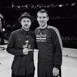 Zmagoviti Beno Udrih in Justin Timberlake