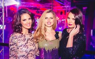 Na zabavi Fashionista v Cirkusu se je trlo znanih lepotic