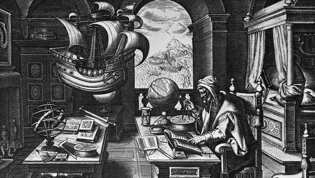 Takole zavzeto naj bi pred stoletji Nostradamus pisal svoje slavne verze. (foto: profimedia)