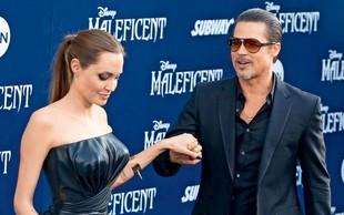 Zakonca Jolie in Pitt naj bi v 2015 spet zibala, pravi astrologinja