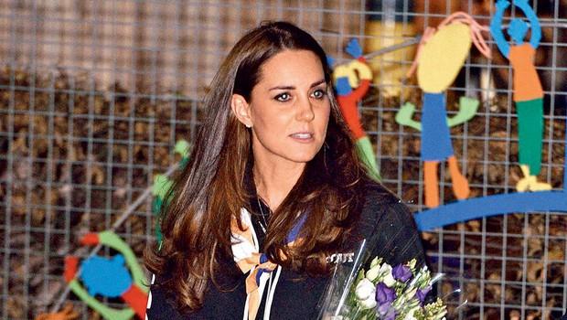 Kate Middleton je spoznala skrivno hčerko pokojne Diane (foto: profimedia)