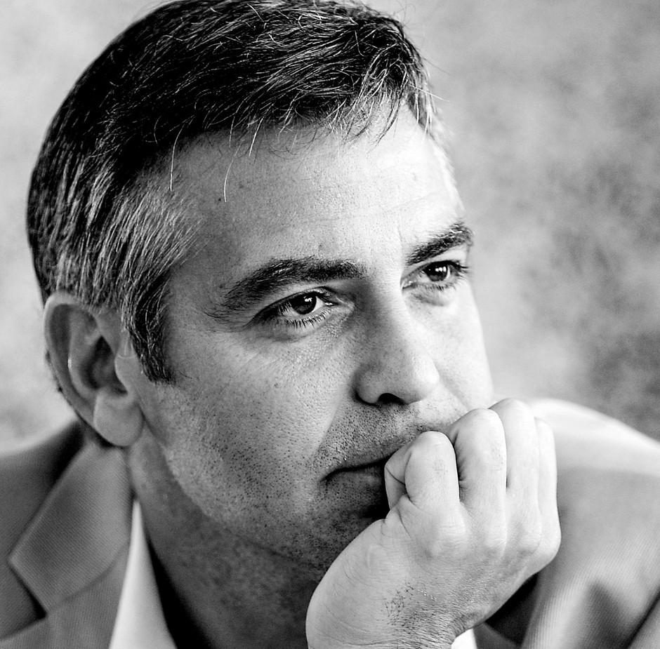 George Clooney - zanj pa zares in brez dvoma velja: starejši je, bolj je seksi. (foto: profimedia)