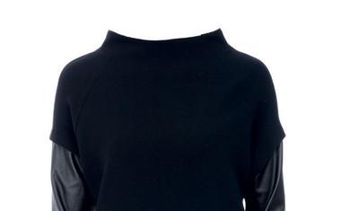 Kombinacija črne in bele barve je preprosto brezčasna