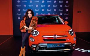 Predstavitev avtomobilskega hita - Fiat 500X
