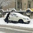 Rebeka Dremelj: Obstala v snegu