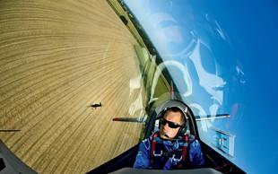 """Slovenski Red Bullov pilot Peter Podlunšek: """"Ženske letenje dojemajo zelo čustveno"""""""